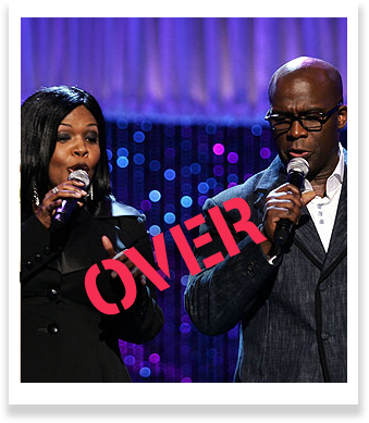 BeBe and CeCe Winans Ending Group