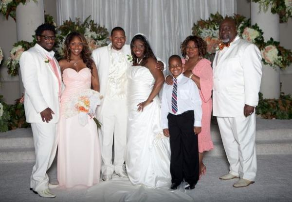 Tdjakes Daughter Wedding.T D Jakes Daughter Cora Jakes Gets Married Photos